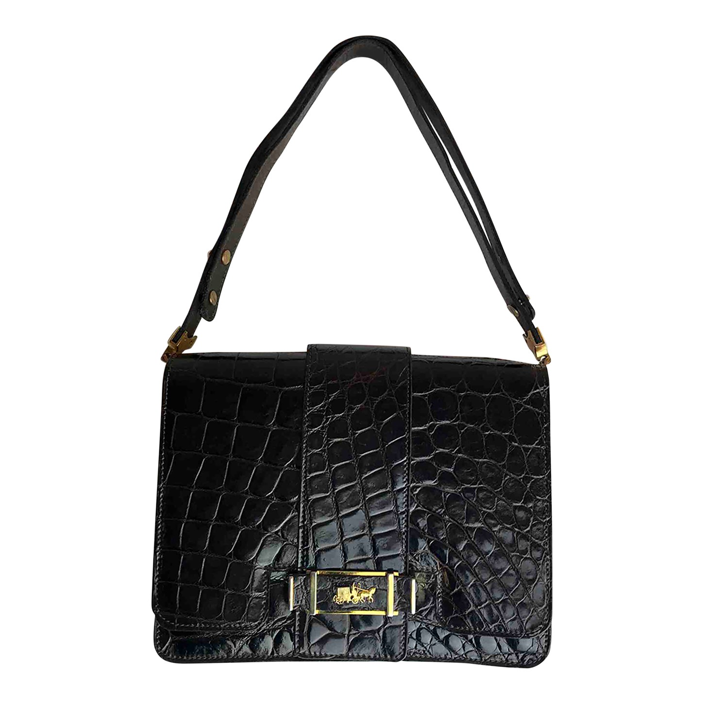 Sac en crocodile