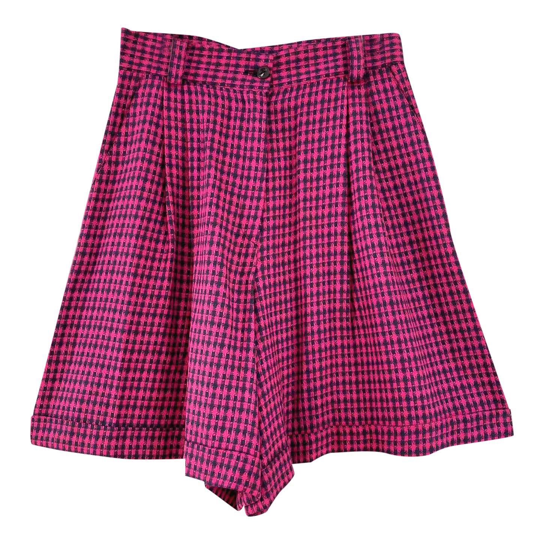 Short jupe culotte