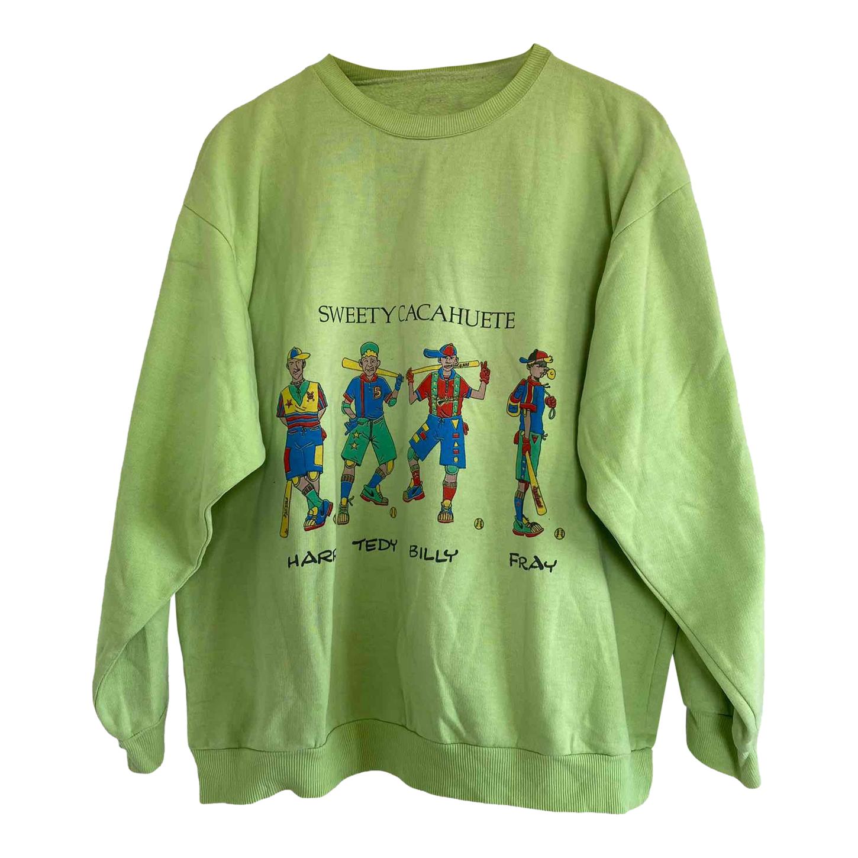 Sweat-shirt 80's
