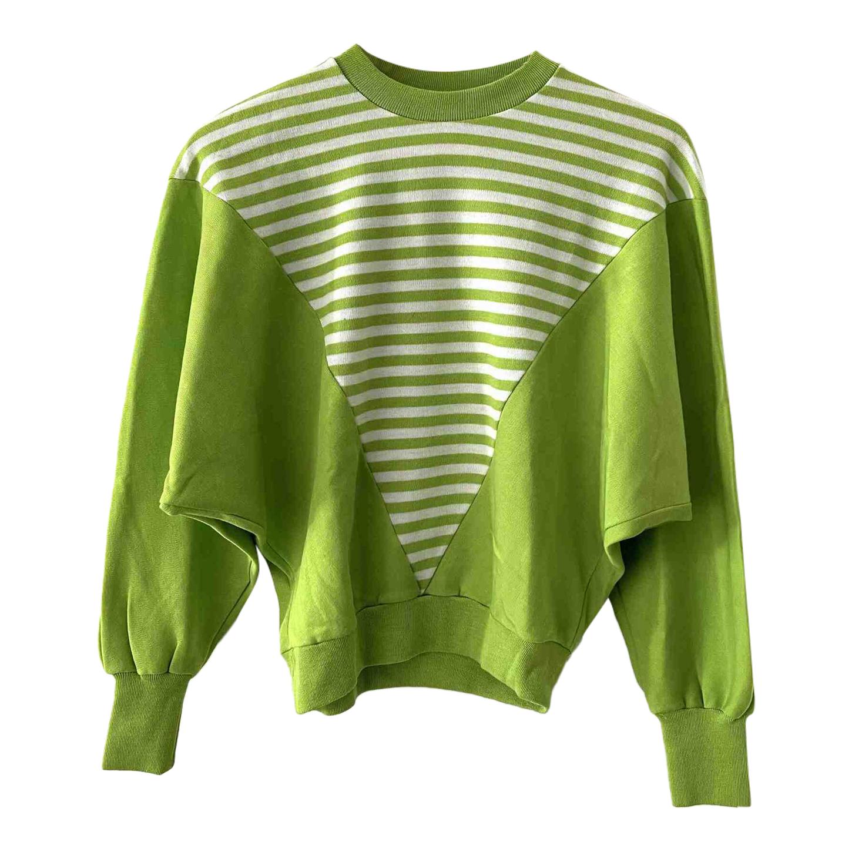 Sweat-shirt à rayures