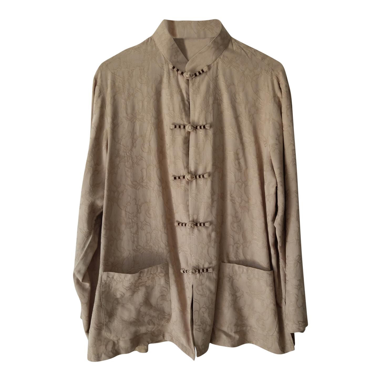 Veste chinoise en coton