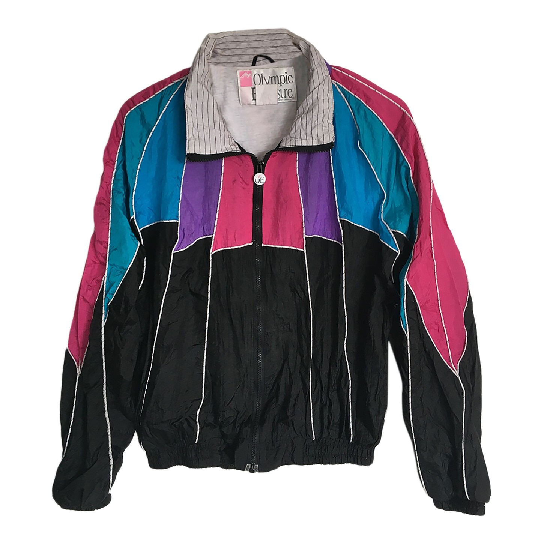 Veste de sport 80s