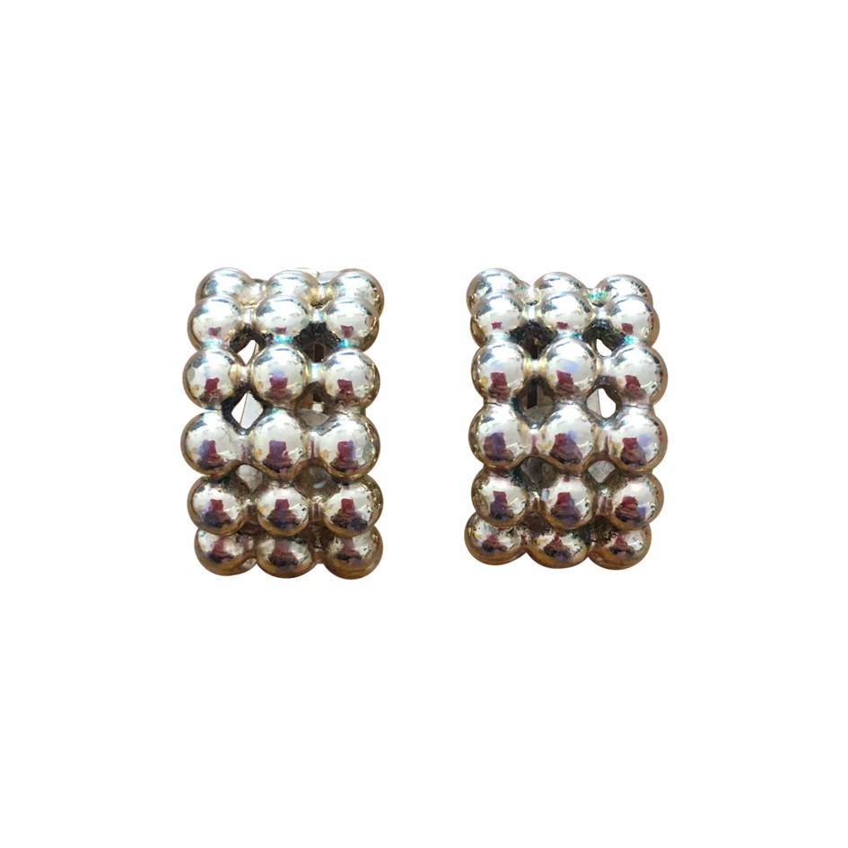 Boucles d'oreilles Christian Dior