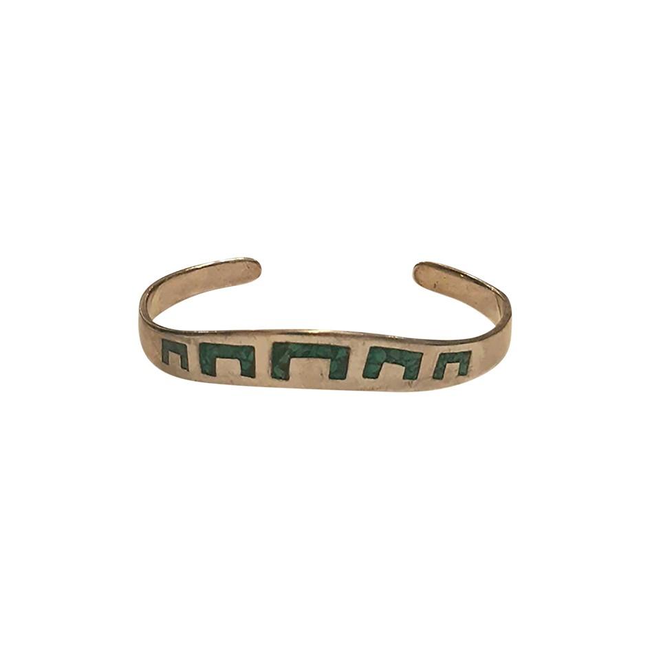 Bracelet jonc en argent