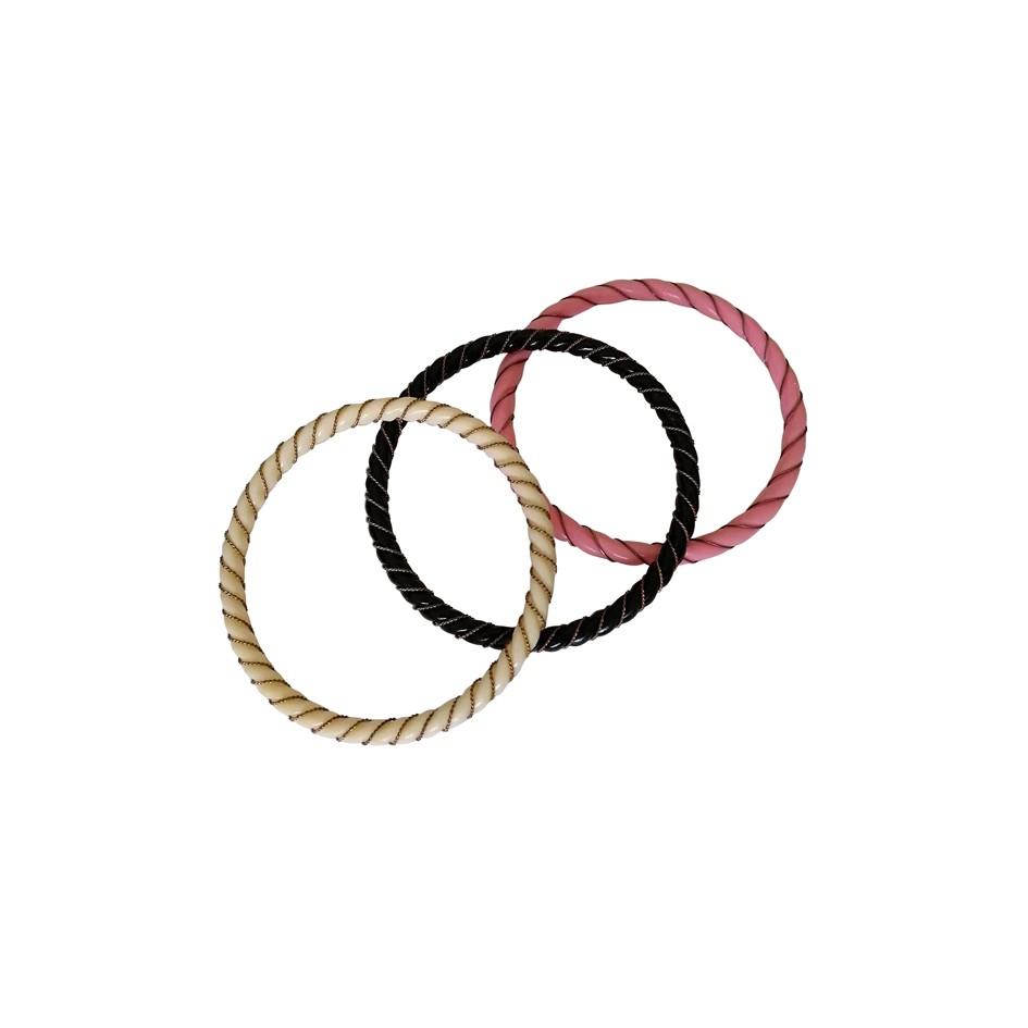 Bracelets torsadés