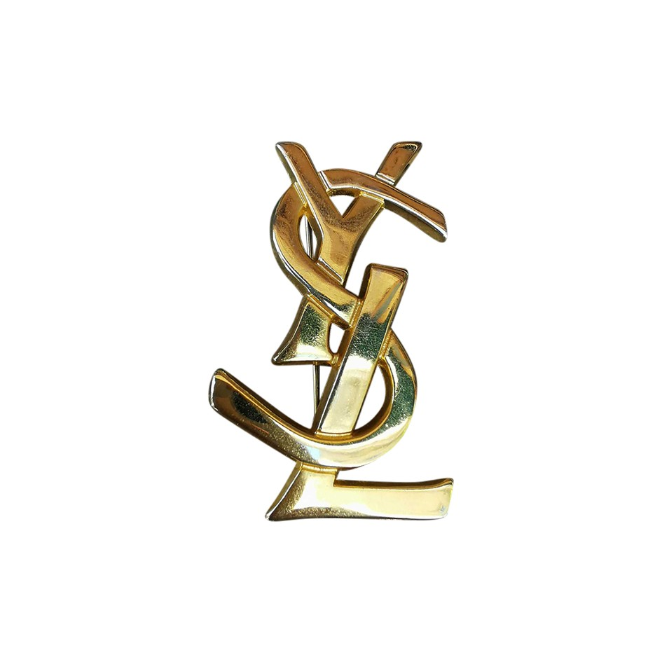 Broche Yves Saint Laurent