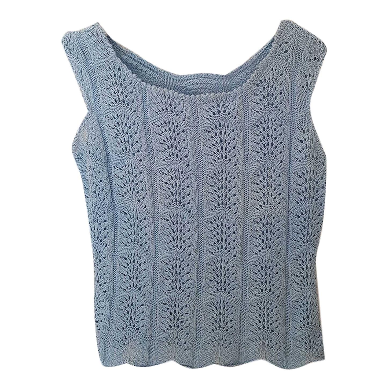 Caraco en crochet