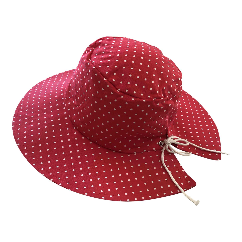Chapeau à pois