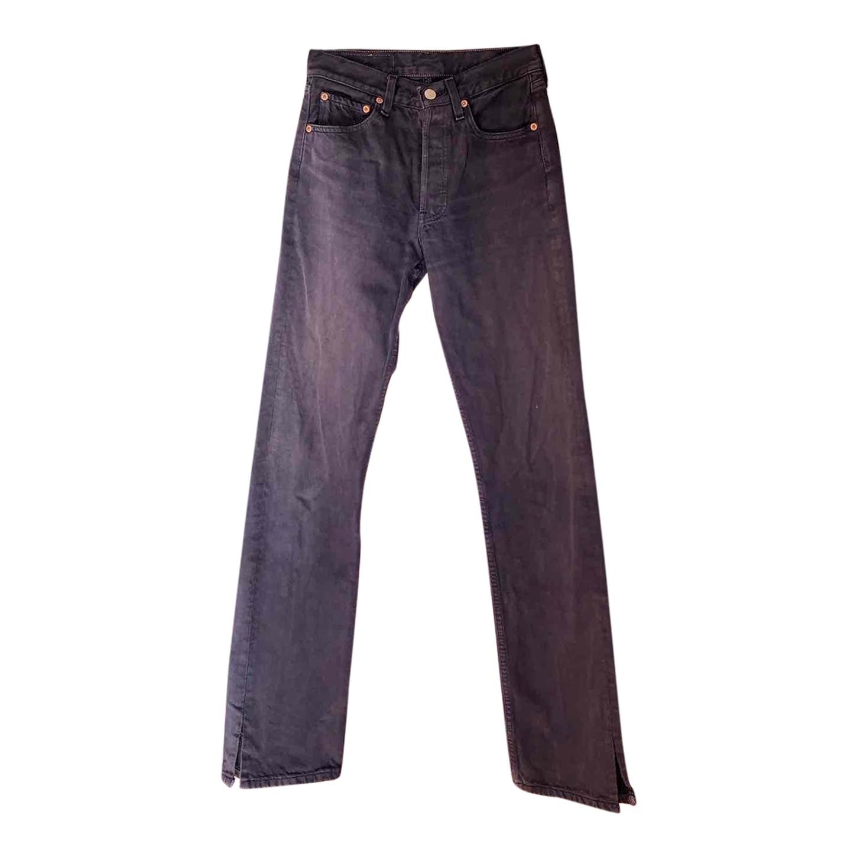 Jean Levi's 501 W27L34