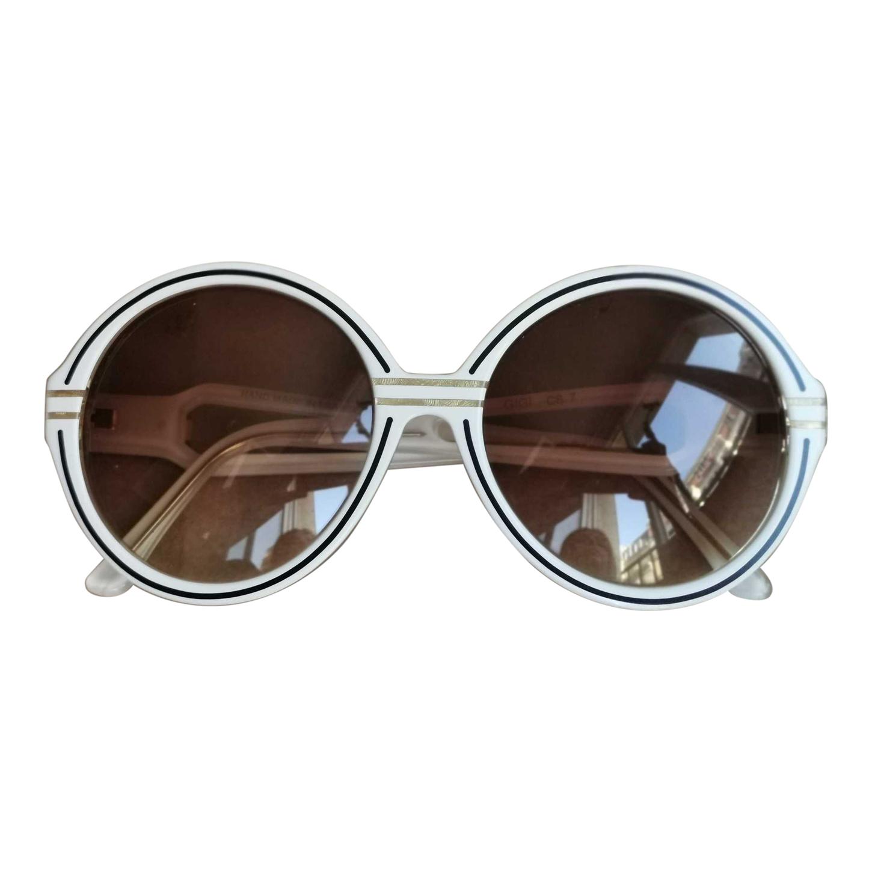 Lunettes de soleil 70's