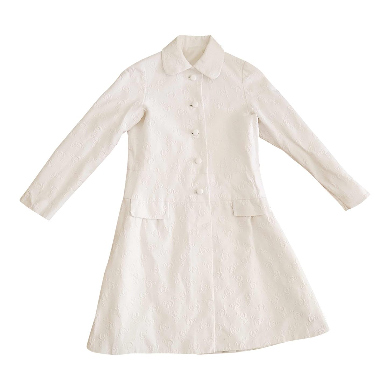 Manteau en coton 60s