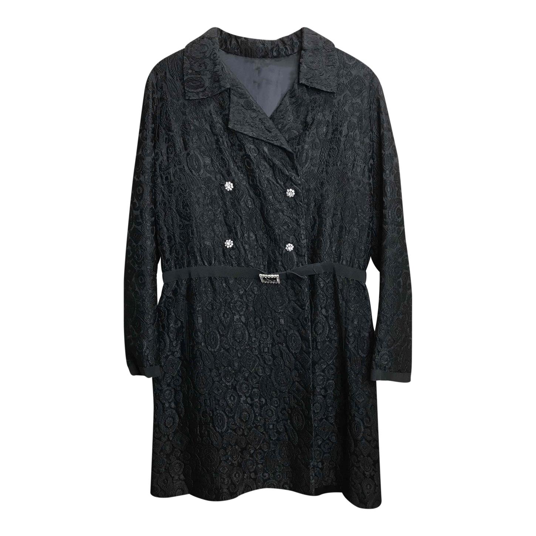 Manteau en soie