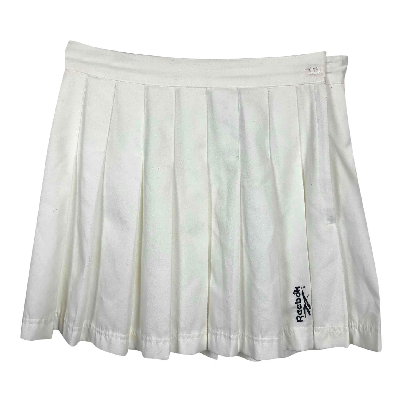 Mini jupe plissée Reebok