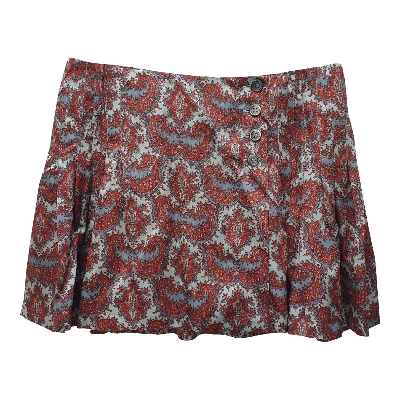 Mini jupe portefeuille Agnès b.