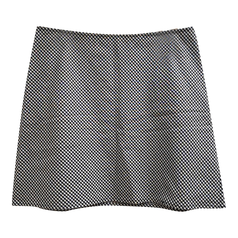 Mini jupe vichy