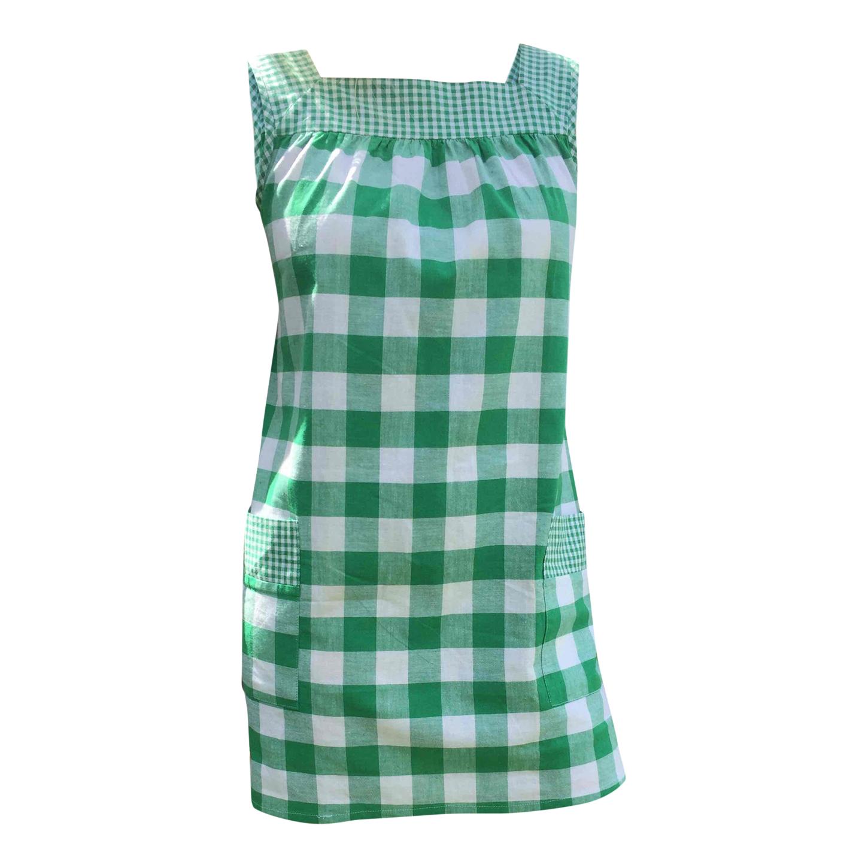 Mini robe à carreaux