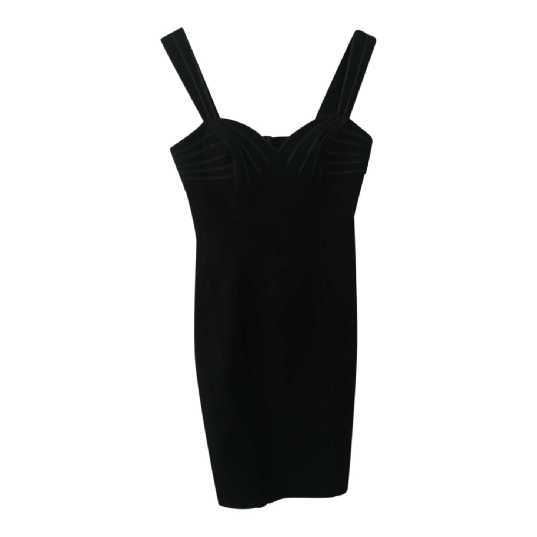 Mini robe noire