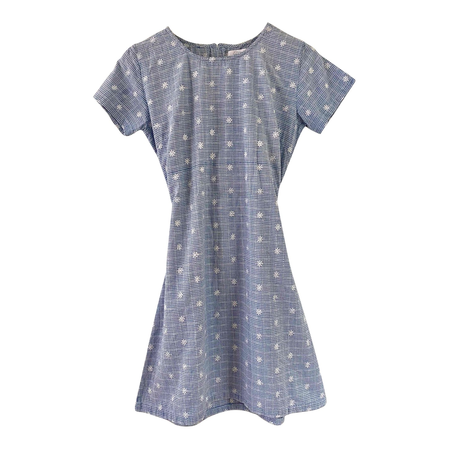 Mini robe vichy