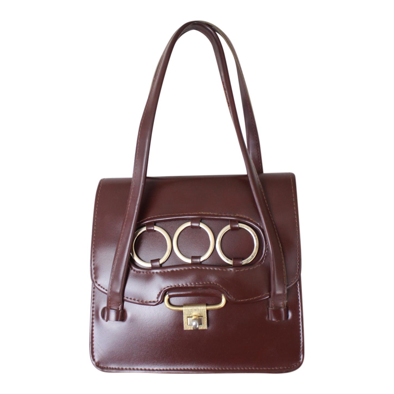 Mini sac en simili cuir