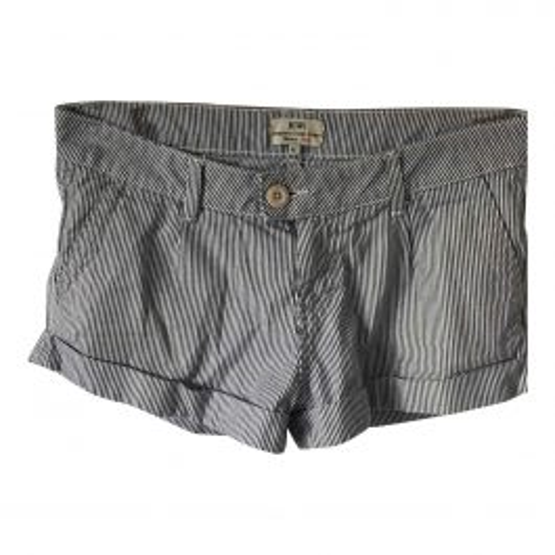 Mini short en coton