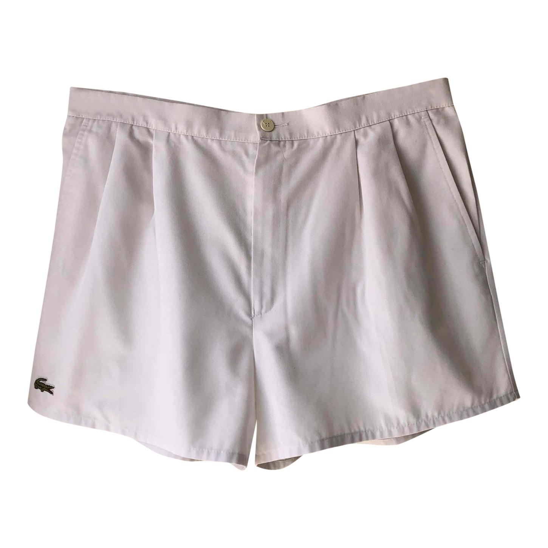 Mini short Lacoste