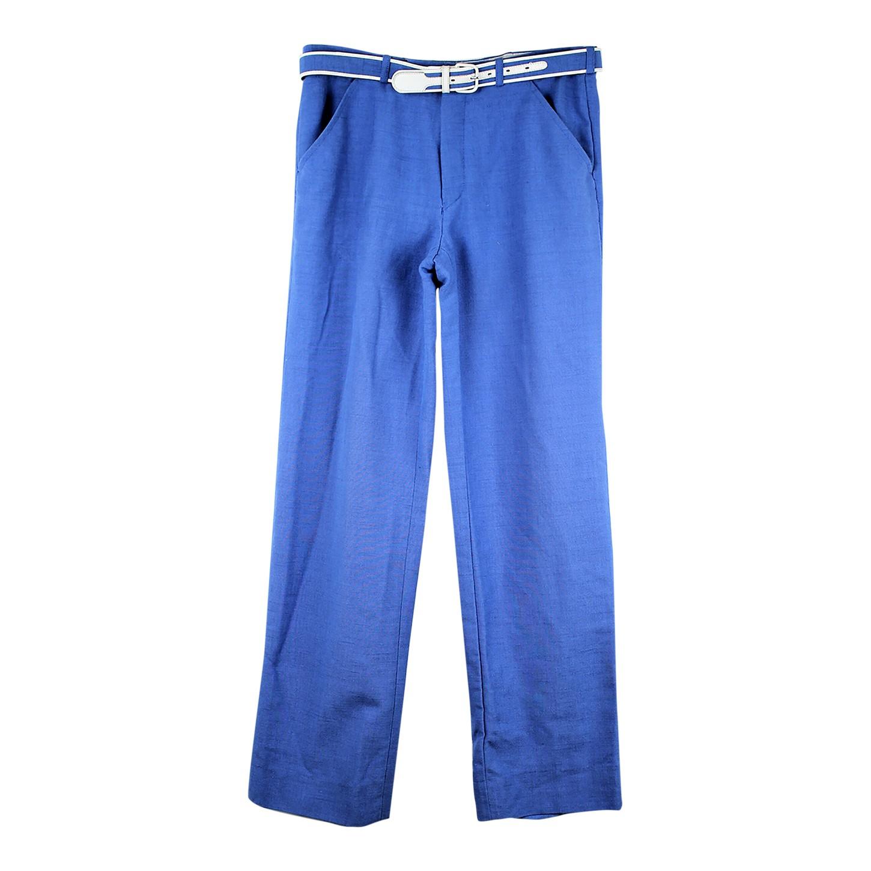 Pantalon bleu 60's