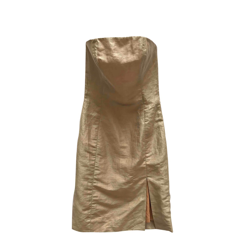 Robe bustier Emmanuelle Khanh
