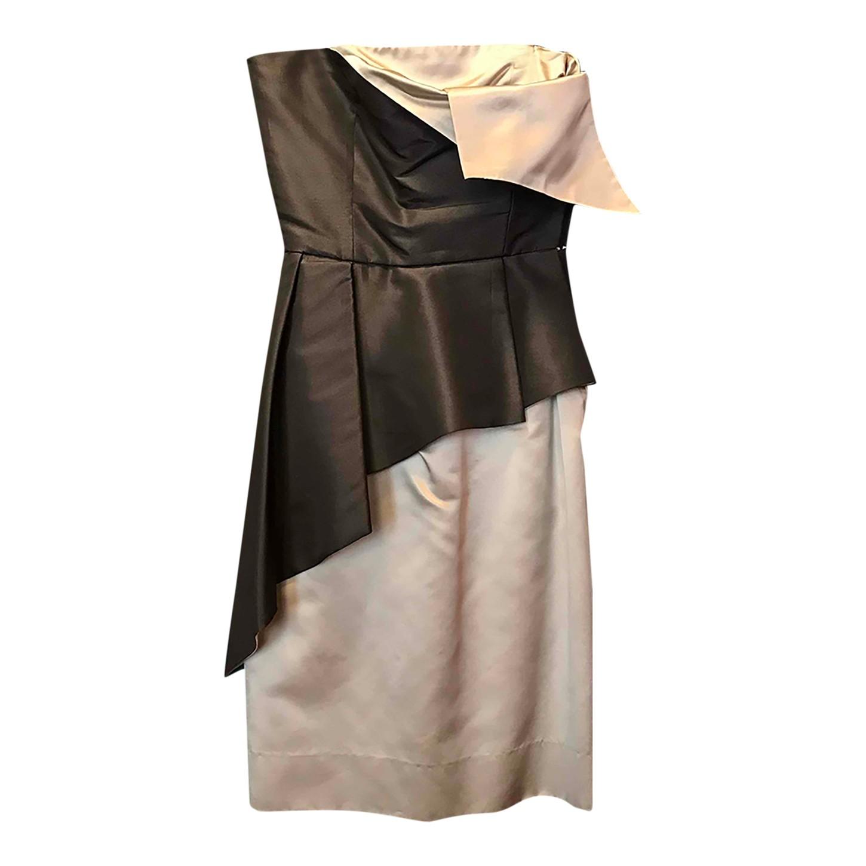 Robe bustier Lanvin