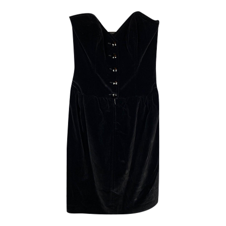 Robe bustier Yves Saint Laurent