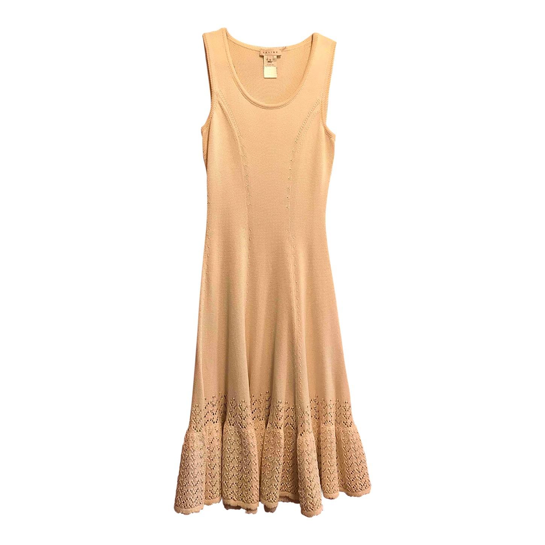 Robe Celine en soie