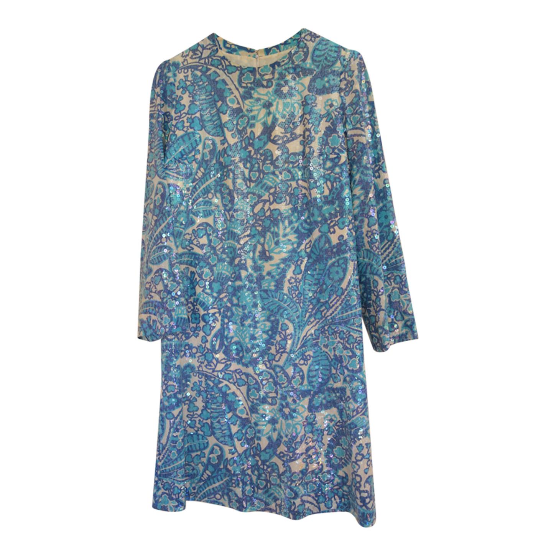 Robe Dior à sequins