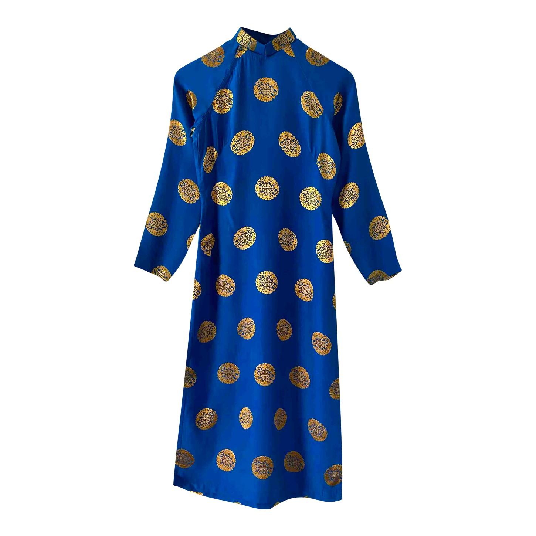 Robe tunique asiatique