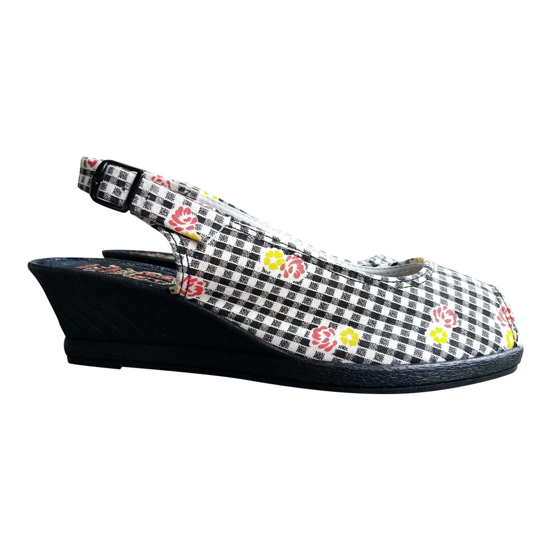 Sandales vichy