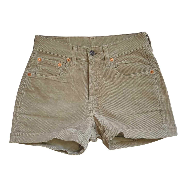 Short Levi's 595 W27
