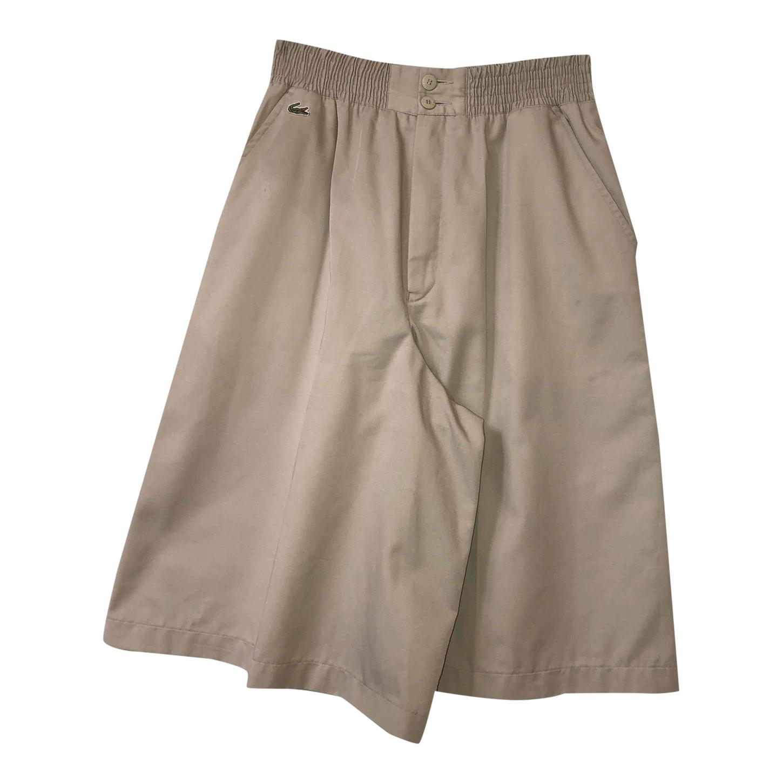 Short long Lacoste