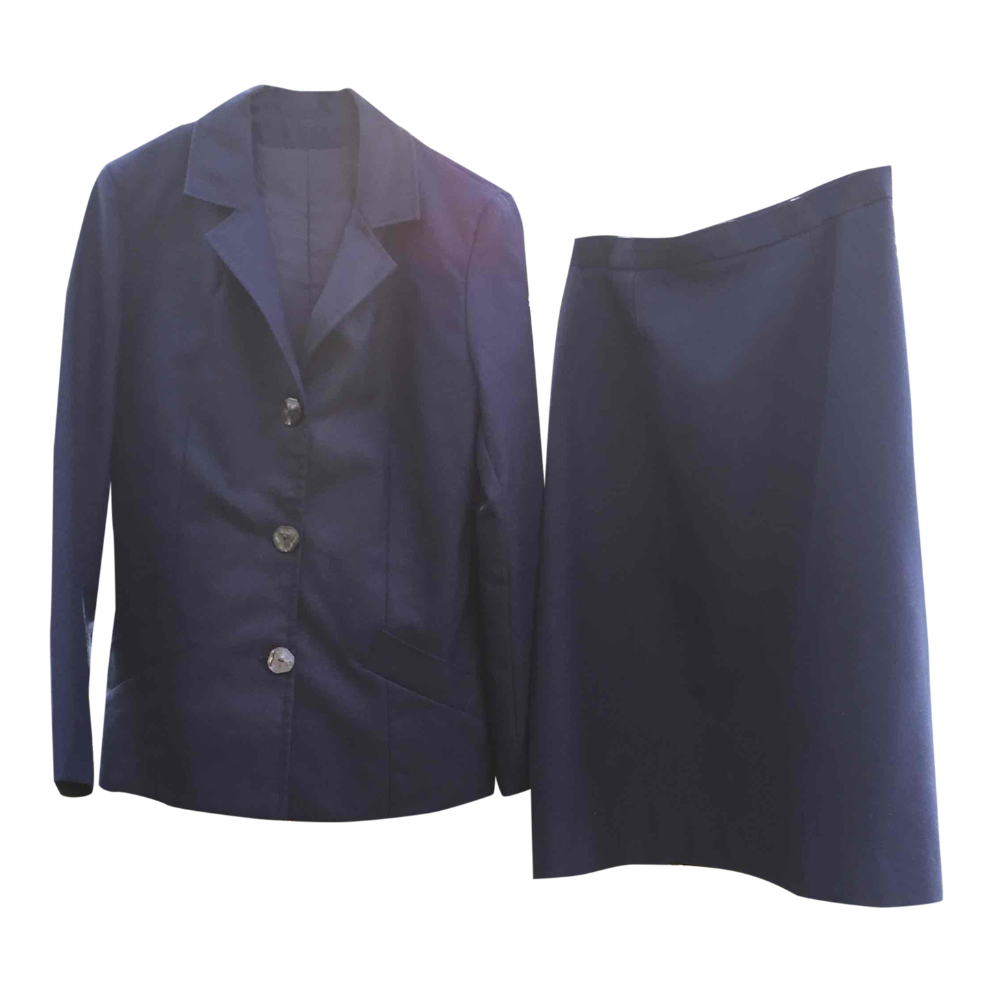 Tailleur jupe 80s