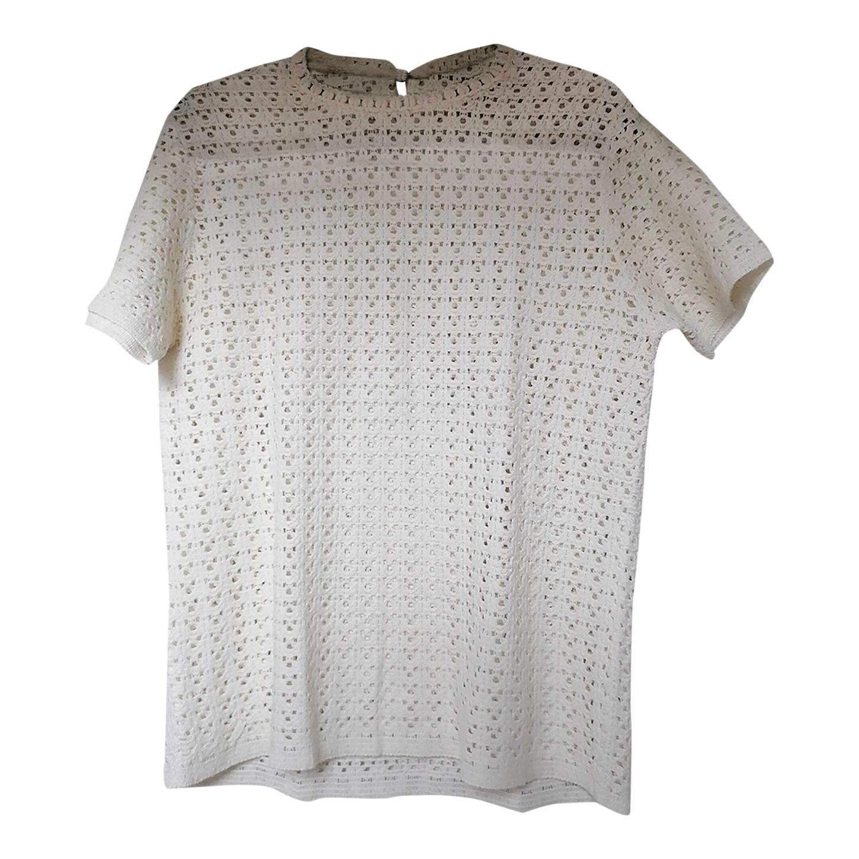 Tee-shirt en crochet