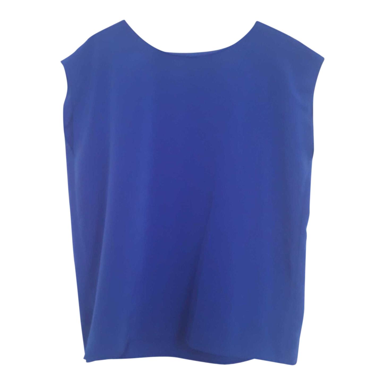 Top bleu