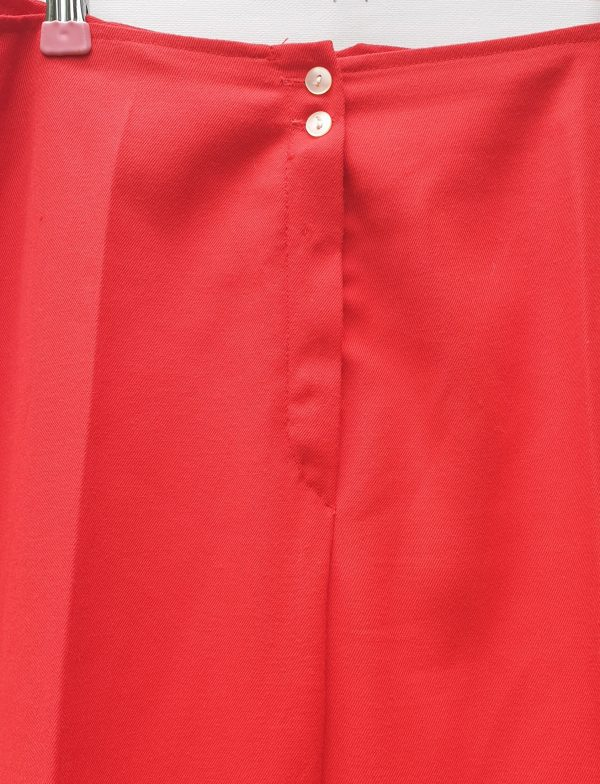 Flare rouge 70s