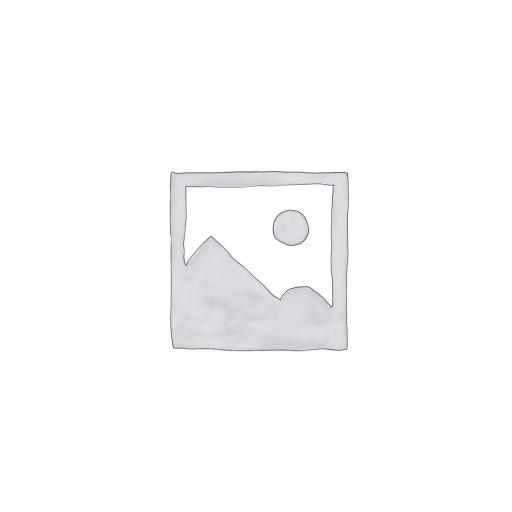 Panier en osier et en cuir