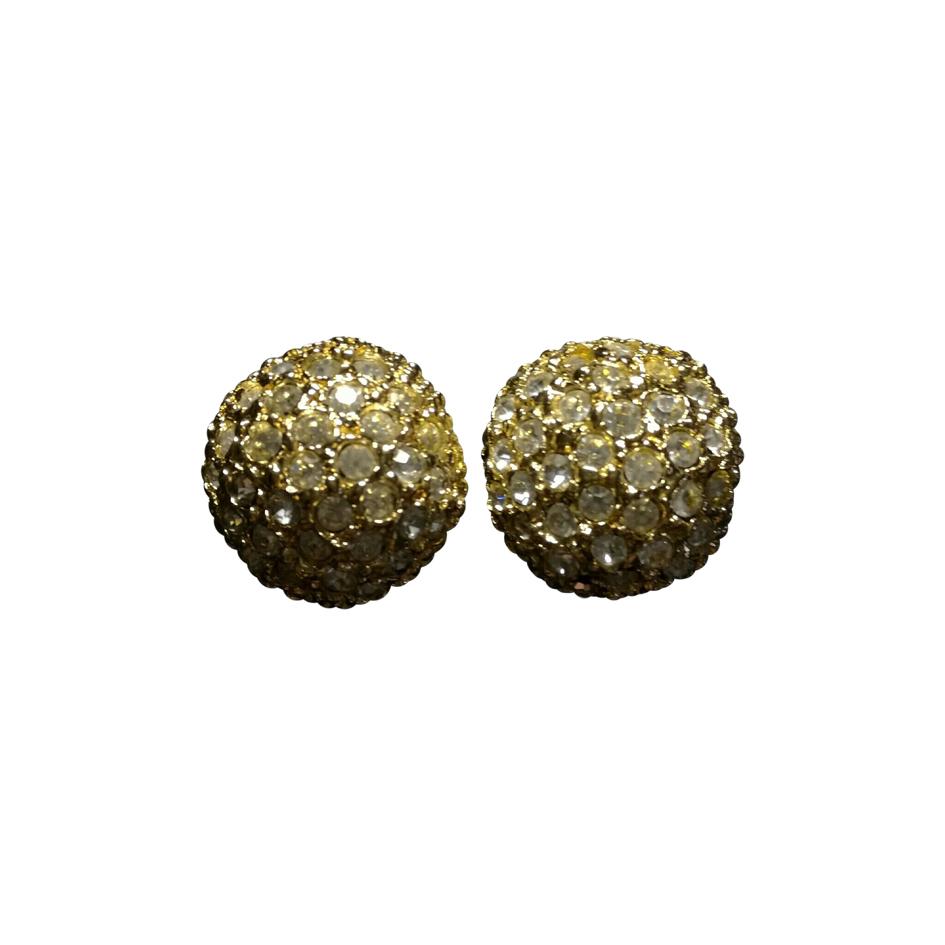 Boucles d'oreilles Yves Saint Laurent