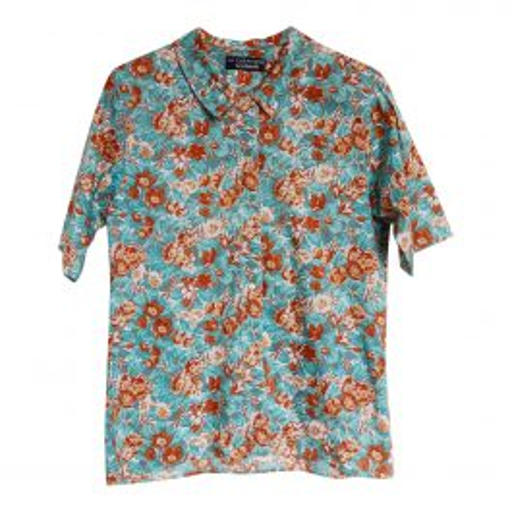 Chemise Cacharel à fleurs
