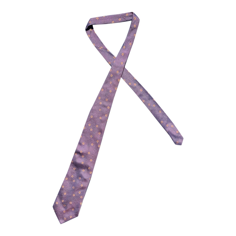 Cravate en soie Cerruti