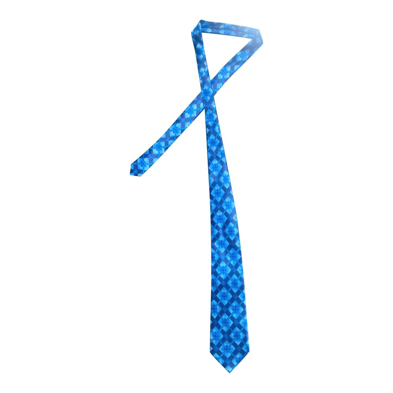 Cravate en soie Ted Lapidus