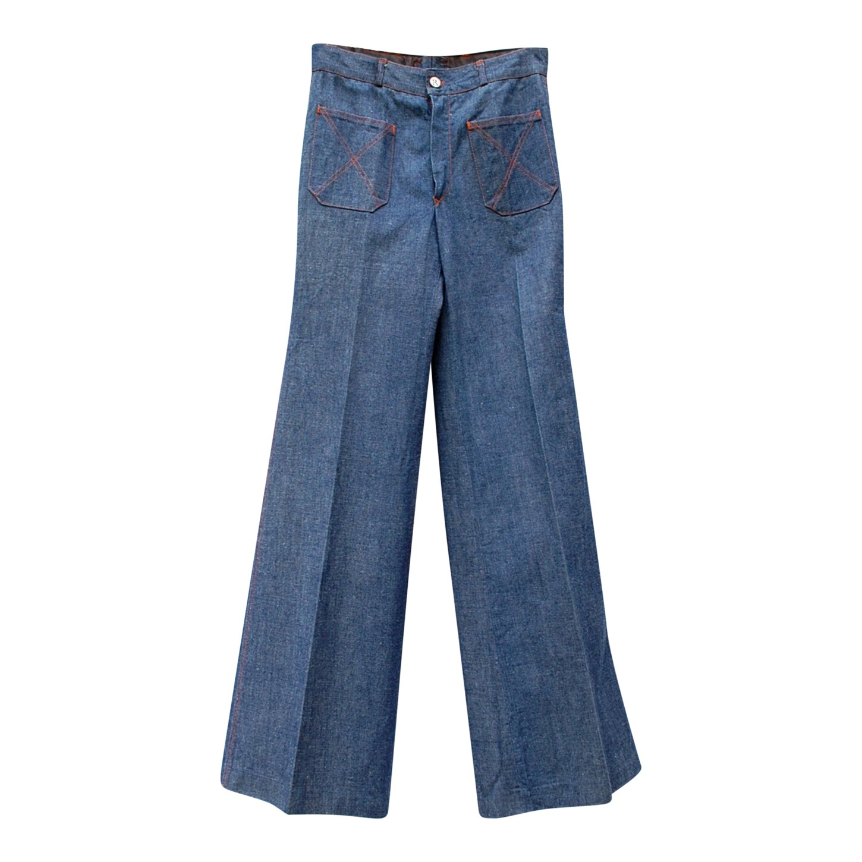 Jean flare 70's