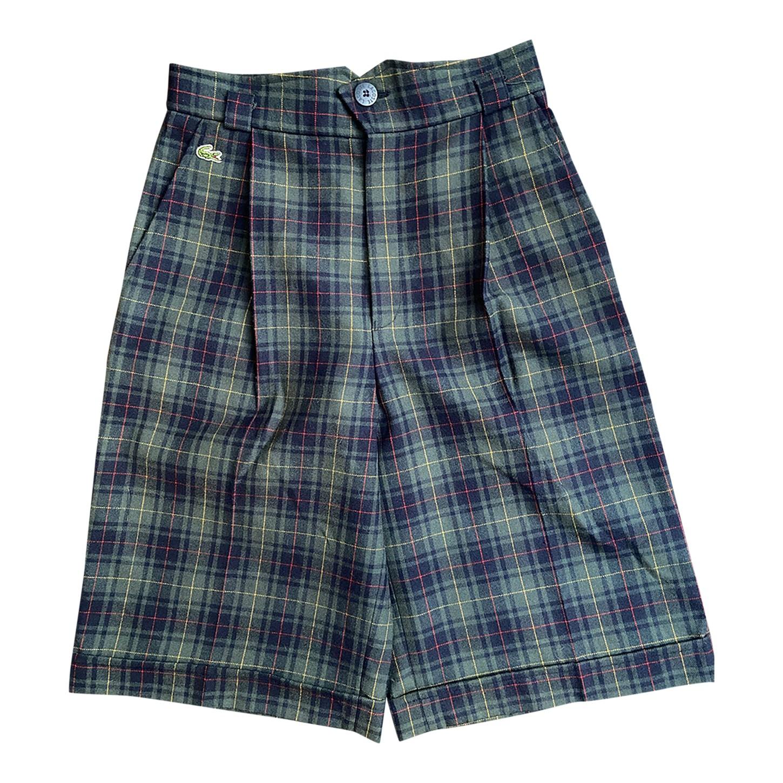 Jupe culotte Lacoste