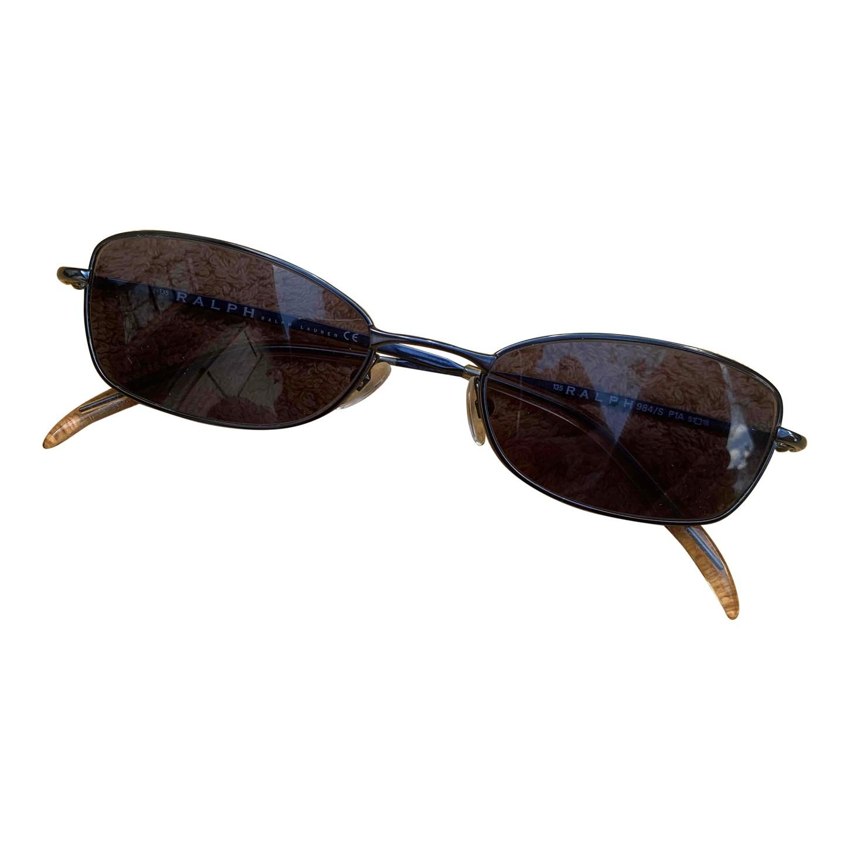 Lunettes de soleil Ralph Lauren 90s