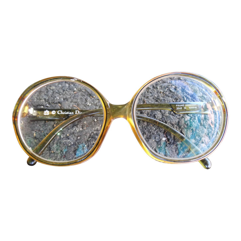 Lunettes de vue Christian Dior