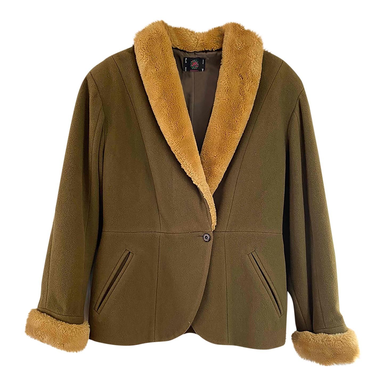 Manteau croisé Kenzo