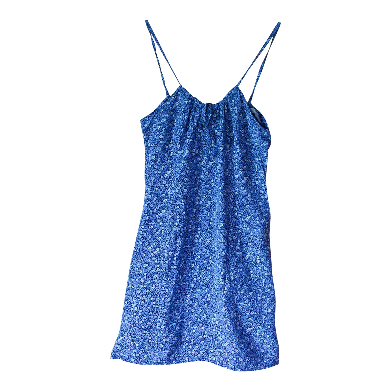 Mini robe à fleurs